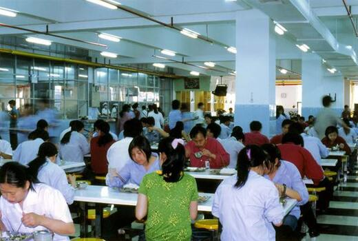 工厂员工饭堂承包图片(第4张)