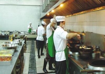 企业食堂厨师