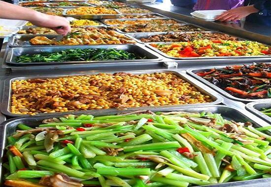 企业食堂菜品展示