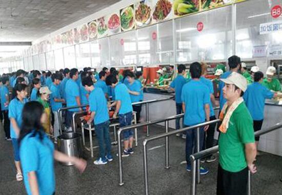 集团企业食堂承包