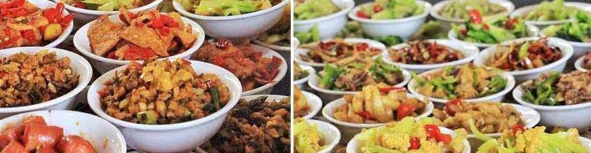 职工食堂菜品展示