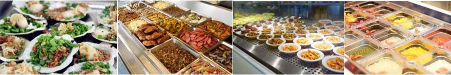 单位食堂菜品展示