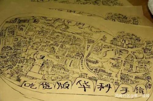 华科大吃货地图