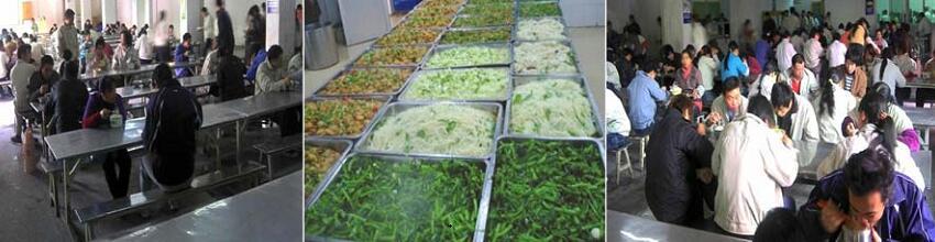 佛山食堂承包12元菜谱举例