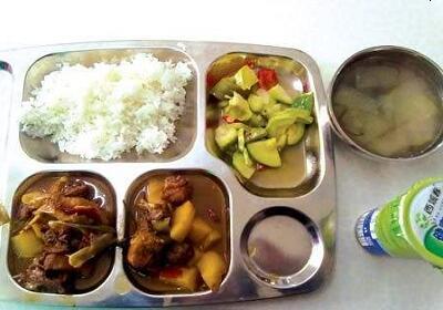 13元饭堂菜品