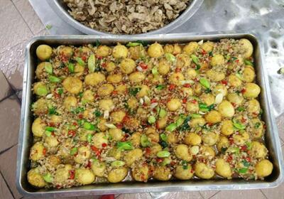 食堂菜-马铃薯