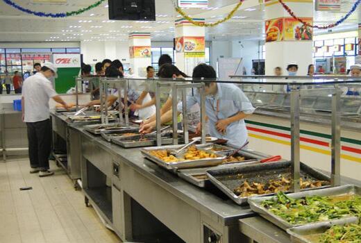 员工自由餐图片3