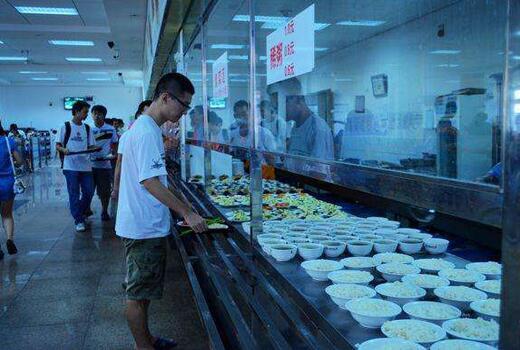 员工自由餐图片4