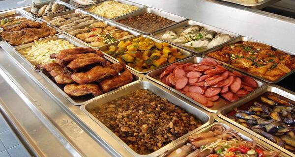 饭堂就餐消费模式