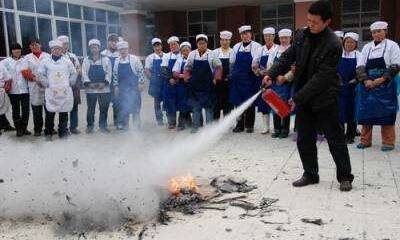 食堂防火制度、消防安全管理