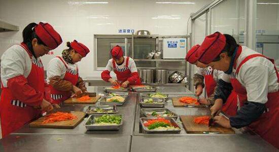 厨房食品制作安全