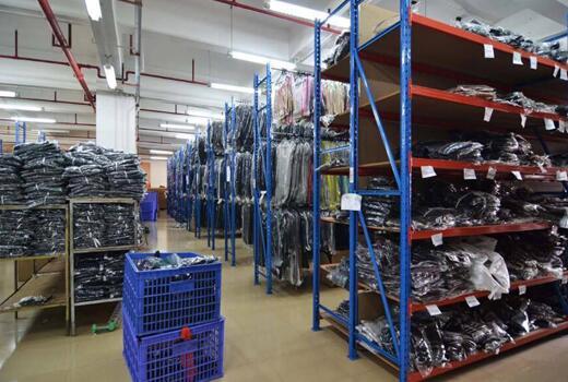 广州番禺松方服装厂