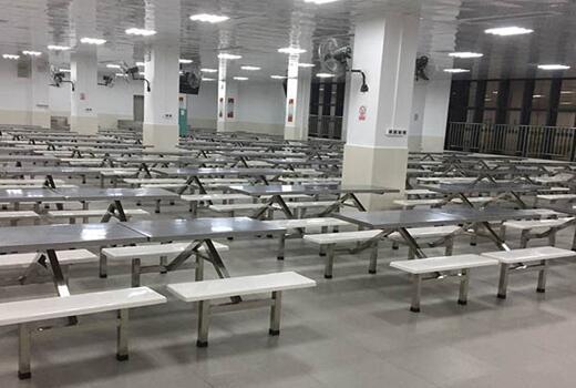 上海工厂食堂承包案例