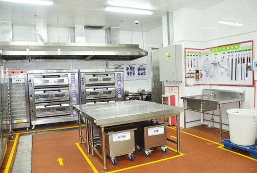工厂食堂厨房