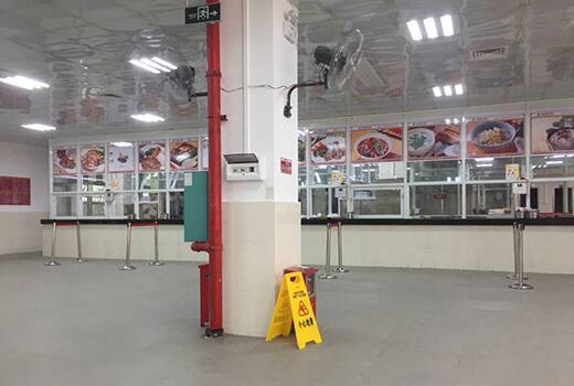 惠州工厂饭堂承包案例