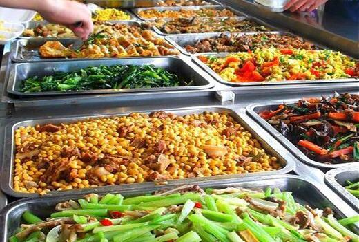 珠海工厂食堂承包菜谱