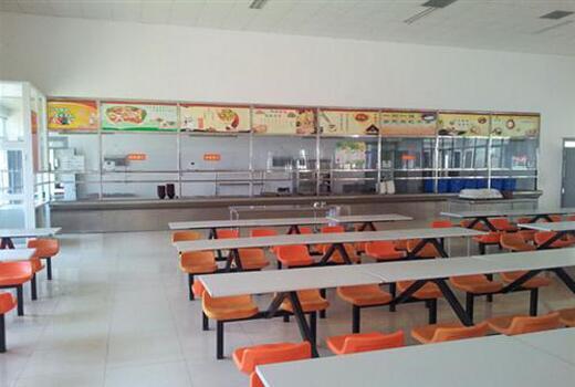 珠海制衣厂员工食堂