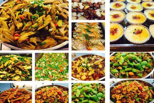 企业员工食堂菜谱