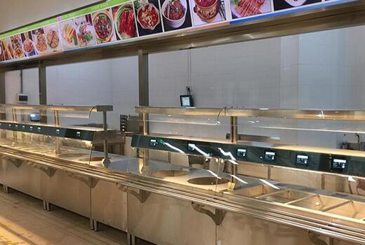 广西高校食堂承包案例