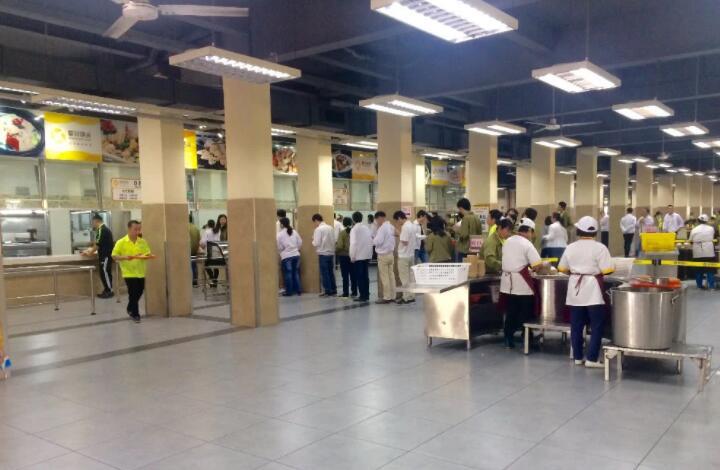 东莞3000人工厂食堂承包