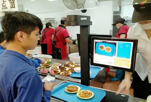 广州白云区500人中型工厂食堂承包