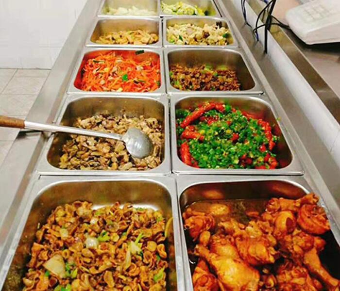 15元企业食堂菜谱图片