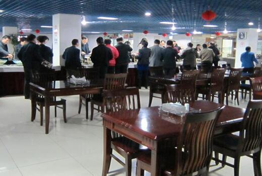 200人小型机关单位食堂承包