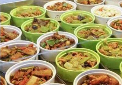 企业食堂菜谱图片