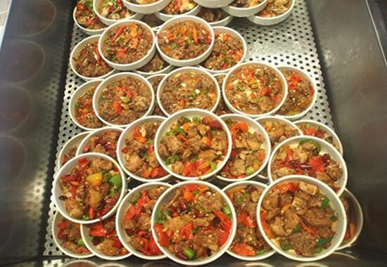 企业食堂菜谱