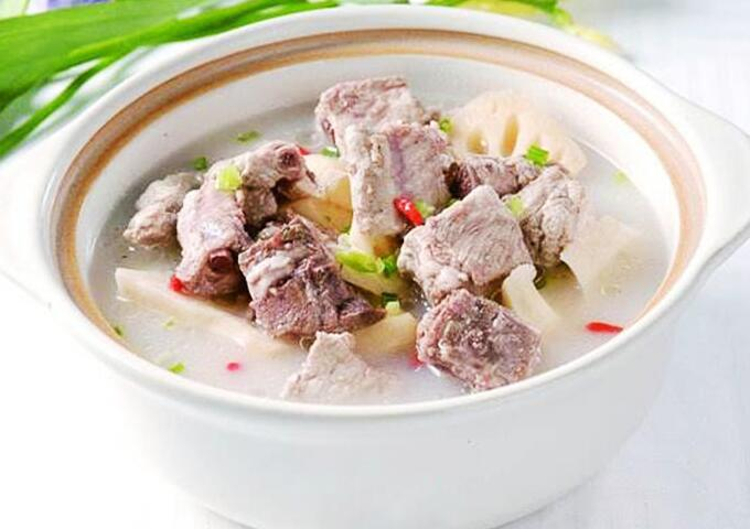 瓦罐汤系列:花生木瓜汤